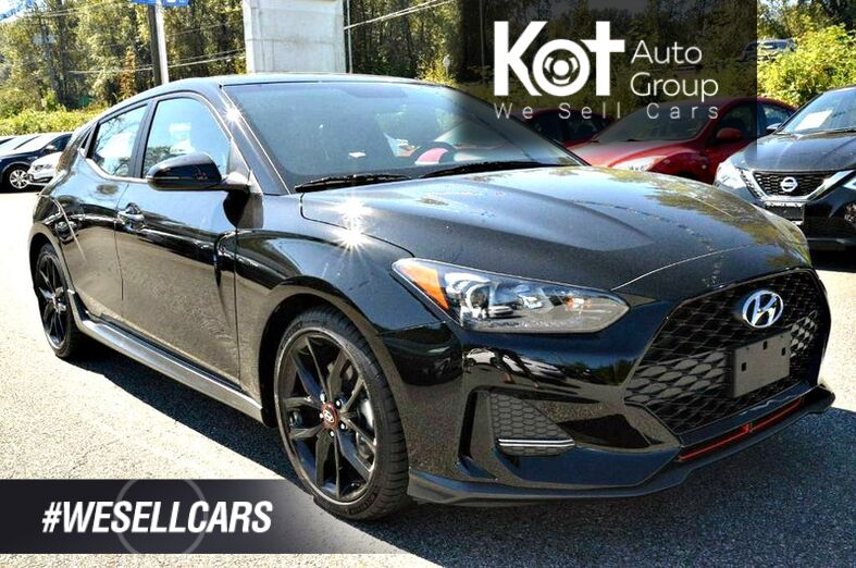 2019 Hyundai Veloster Turbo Maple Ridge BC