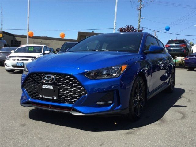 2019 Hyundai Veloster Turbo Performance Victoria BC