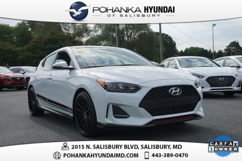 2019_Hyundai_Veloster_Turbo R-Spec **ONE OWNER**CERTIFIED**_ Salisbury MD