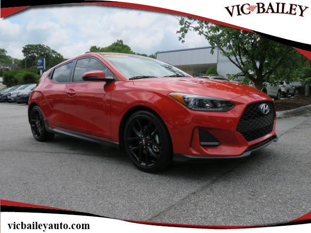 2019 Hyundai Veloster Turbo R-Spec Spartanburg SC