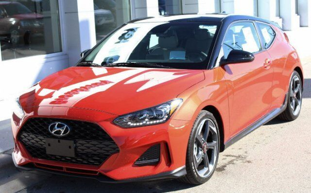 2019 Hyundai Veloster Turbo Ultimate Green Bay WI