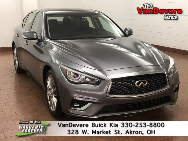 2019 INFINITI Q50 3.0t LUXE Akron OH