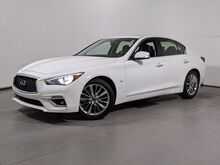 2019_INFINITI_Q50_3.0t LUXE_ Cary NC
