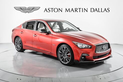 2019_INFINITI_Q50_Red Sport 400_ Dallas TX