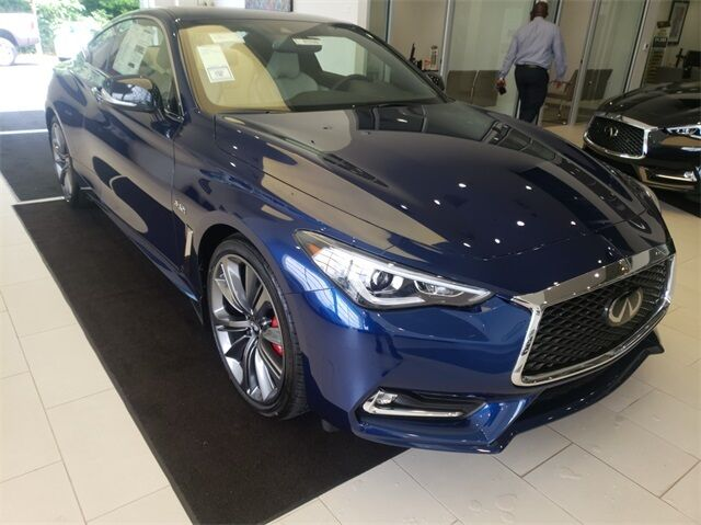 2019 INFINITI Q60 Red Sport 400 2D Coupe