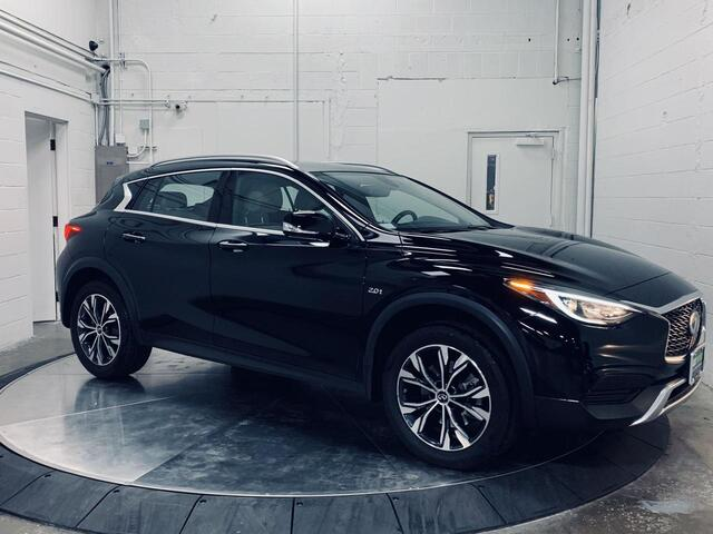 2019 INFINITI QX30 AWD LUXE Htd Seats Backup Cam Salem OR