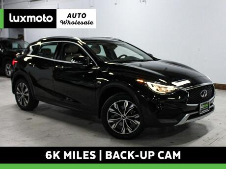 2019 INFINITI QX30 LUXE AWD 6k Miles Back-Up Camera Heated Seats Portland OR