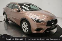 INFINITI QX30 LUXE CAM,HTD STS,KEY-GO,18IN WHLS 2019