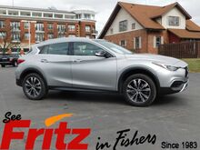 2019_INFINITI_QX30_LUXE_ Fishers IN
