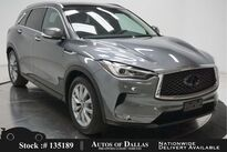 INFINITI QX50 LUXE CAM,PANO,KEY-GO,BLIND SPOT,19IN WLS 2019