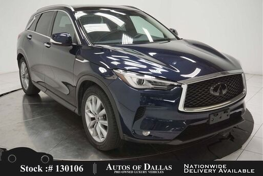 2019_INFINITI_QX50_LUXE CAM,PANO,KEY-GO,BLIND SPOT,19IN WLS_ Plano TX