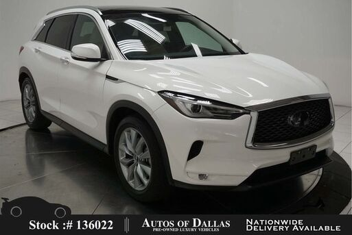2019_INFINITI_QX50_LUXE CAM,SUNROOF,KEY-GO,19IN WLS,BLIND SPOT_ Plano TX