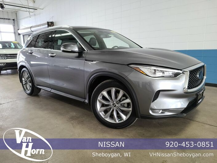 2019 INFINITI QX50 LUXE Plymouth WI