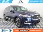 2019 INFINITI QX60 LIMITED PACKAGE