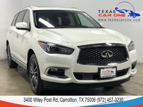 2019 INFINITI QX60 LUXE AWD PROACTIVE PKG ESSENTIAL PKG SENSORY PKG BLIND SPOT LANE Carrollton TX