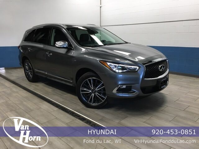 2019 INFINITI QX60 LUXE Plymouth WI