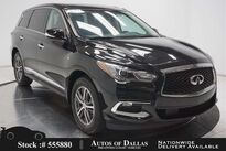 INFINITI QX60 PURE CAM,SUNROOF,HTD STD,18IN WLS,3RD ROW 2019