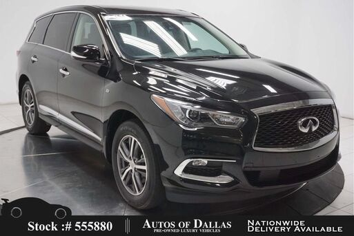 2019_INFINITI_QX60_PURE CAM,SUNROOF,HTD STD,18IN WLS,3RD ROW_ Plano TX