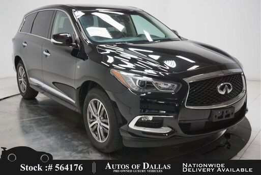 2019_INFINITI_QX60_PURE CAM,SUNROOF,HTD STS,18IN WHLS,3RD ROW_ Plano TX