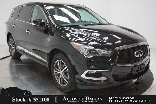 2019_INFINITI_QX60_PURE CAM,SUNROOF,HTD STS,18IN WLS,3RD ROW_ Plano TX