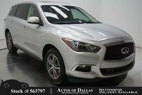 INFINITI QX60 PURE CAM,SUNROOF,HTD STS,18IN WLS,3RD ROW 2019
