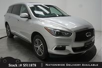 INFINITI QX60 PURE CAM,SUNROOF,HTD STS,BLIND SPOT,3RD ROW 2019