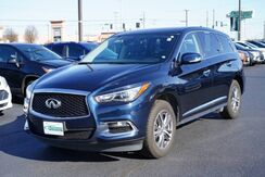 2019_INFINITI_QX60_PURE_ Fort Wayne Auburn and Kendallville IN