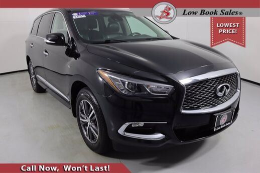 2019_INFINITI_QX60_PURE_ Salt Lake City UT