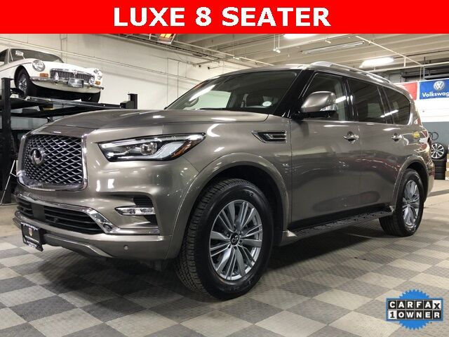 2019 INFINITI QX80 LUXE Denver CO