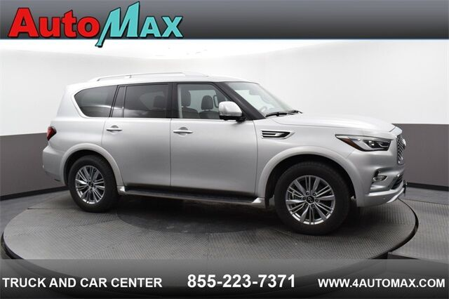 2019 INFINITI QX80 LUXE Farmington NM