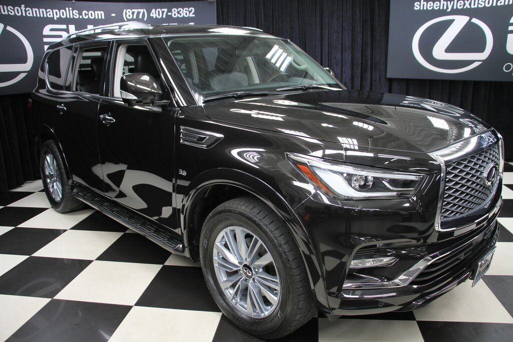 2019 INFINITI QX80 LUXE Annapolis MD