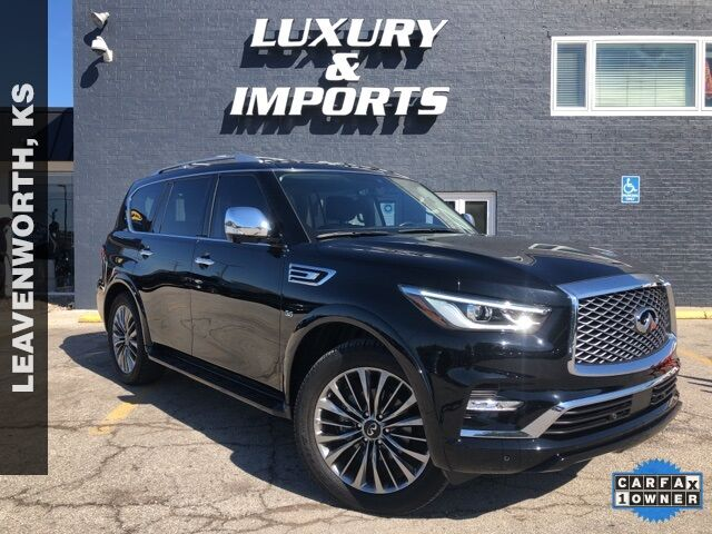 2019 INFINITI QX80 LUXE Leavenworth KS