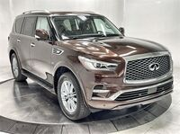 INFINITI QX80 LUXE NAV,CAM,SUNROOF,HTD STS,20IN WLS,3RD ROW 2019
