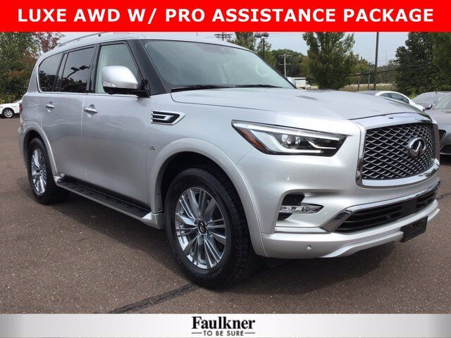 2019 INFINITI QX80 LUXE Willow Grove PA