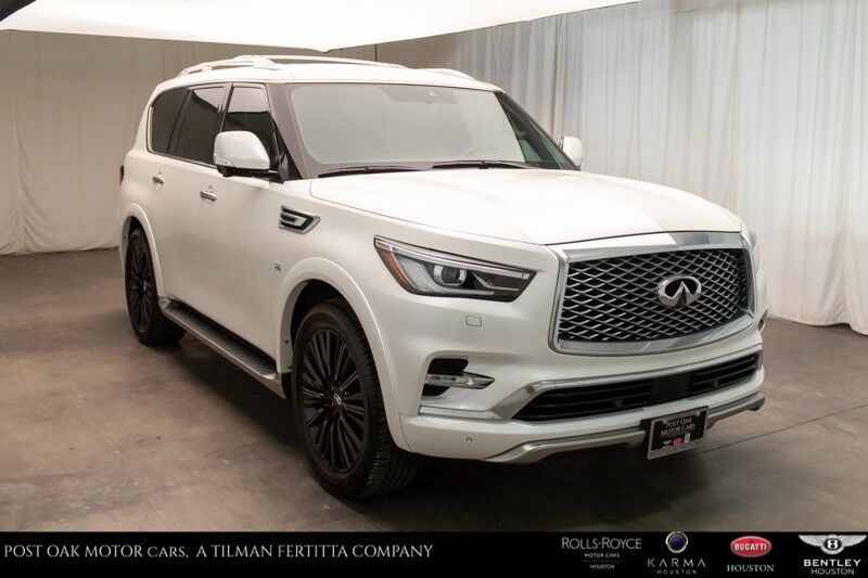 2019 INFINITI QX80 Limited Houston TX