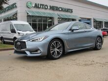 2019_Infiniti_Q60_3.0t LUXE*BLUETOOTH CONNECTION,SUNROOF,BACKUP CAMERA,PREMIUM SOUND SYSTEM,UNDER FACTORY WARRANTY!_ Plano TX