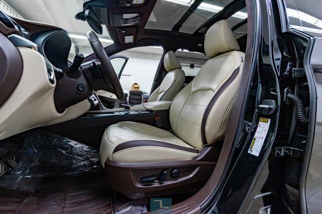 2019 Infiniti QX50 AWD Sensory Leather Roof Nav Red Deer AB