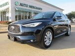 2019 Infiniti QX50 ESSENTIAL AWD NAV, PANO SUNROOF,  BACKUP CAM, 360 CAMERAS, POWER LIFTGATE
