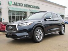 2019_Infiniti_QX50_LUXE AWD Panoramic Roof, Back-Up Camera,Blind Spot Monitor,Bluetooth Connection,Climate Control,Fog_ Plano TX