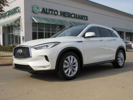 2019 Infiniti QX50 LUXE AWD SUNROOF, PUSH BUTTON START, BACKUP CAMERA, AUTOMATIC LIFTGATE Plano TX
