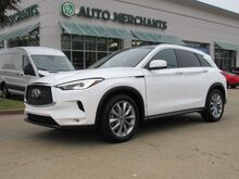 2019_Infiniti_QX50_LUXE*SUNROOF,BACK UP CAMERA,BLIND SPOT MONITOR,BLUETOOTH CONNECTION,UNDER FACTORY WARRANTY!_ Plano TX