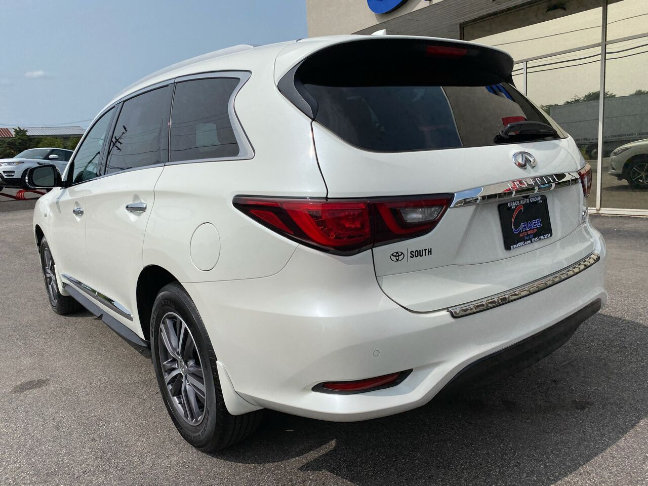 2019 Infiniti QX60 LUXE AWD Morrisville PA