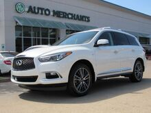 2019_Infiniti_QX60_PURE LEATHER, NAVIGATION, DUAL SUNROOF, BACKUP CAM, HTD STS, BLUETOOTH, UNDER FACTORY WARRANTY_ Plano TX