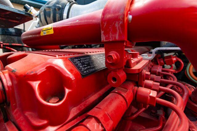 2019 International Lonestar Tractor/Sleeper Red Deer AB