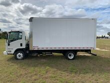 2019_Isuzu_NPR DB3_16' Dry Box (Gas)_ Homestead FL