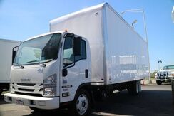2019_Isuzu_NRR NU6_24' Dry Box_ Homestead FL