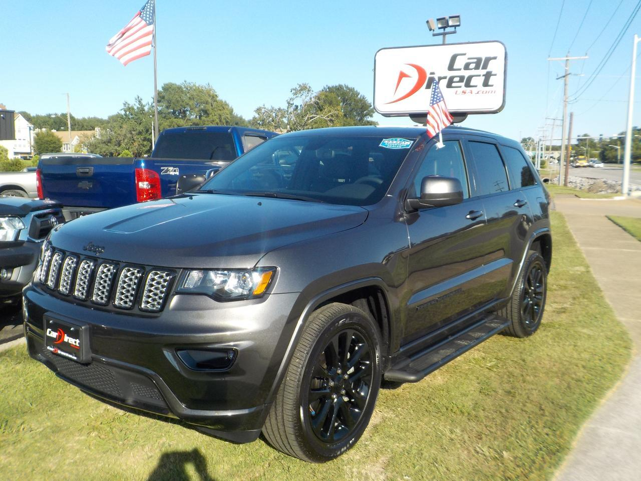 2019 JEEP GRAND CHEROKEE ALTITUDE 4X4, ONLY 6K MILES! BRAND NEW CONDITION AND STILL UNDER FACTORY WARRANTY, MUST SELL NOW!