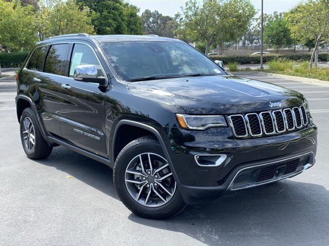2019 JEEP GRAND CHEROKEE LIMITED Irvine CA