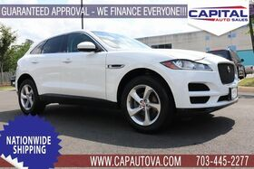 2019_Jaguar_F-PACE_25t Premium_ Chantilly VA