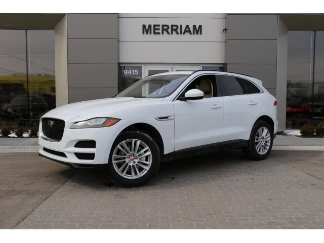 2019 Jaguar F-PACE 25t Prestige Merriam KS